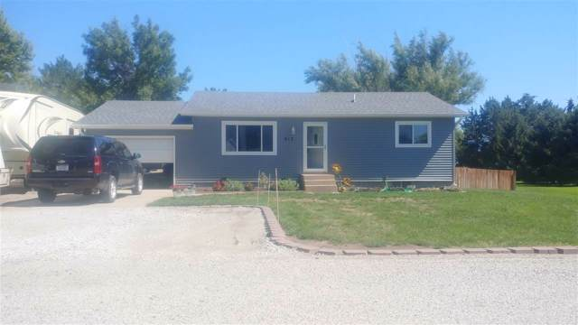 613 E 5th Street, Axtell, NE 68924 (MLS #100006) :: Berkshire Hathaway HomeServices Da-Ly Realty