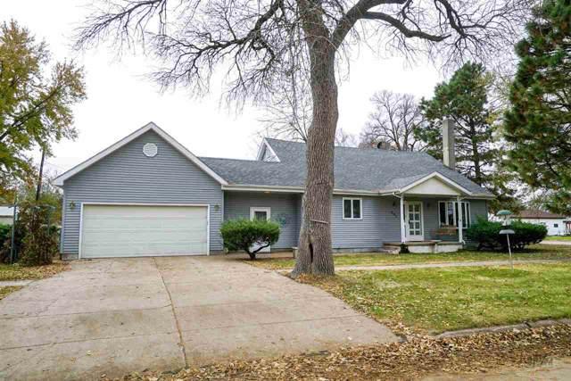 201 E 13th Street, Wood River, NE 68883 (MLS #20195187) :: Berkshire Hathaway HomeServices Da-Ly Realty