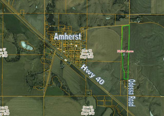 TBD Odessa Road, Amherst, NE 68812 (MLS #22760) :: Berkshire Hathaway HomeServices Da-Ly Realty