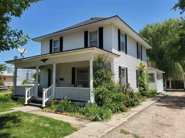 311 F Street, Shelton, NE 68876 (MLS #23014) :: Berkshire Hathaway HomeServices Da-Ly Realty