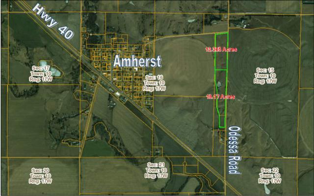 TBD Odessa Road, Amherst, NE 68812 (MLS #22758) :: Berkshire Hathaway HomeServices Da-Ly Realty