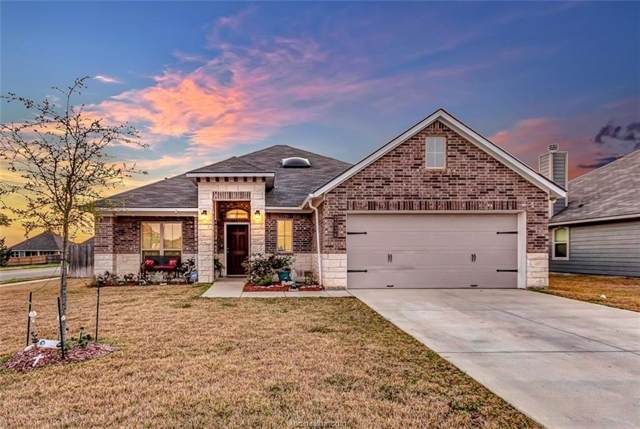 2036 Polmont Drive, Bryan, TX 77807 (MLS #19004091) :: NextHome Realty Solutions BCS