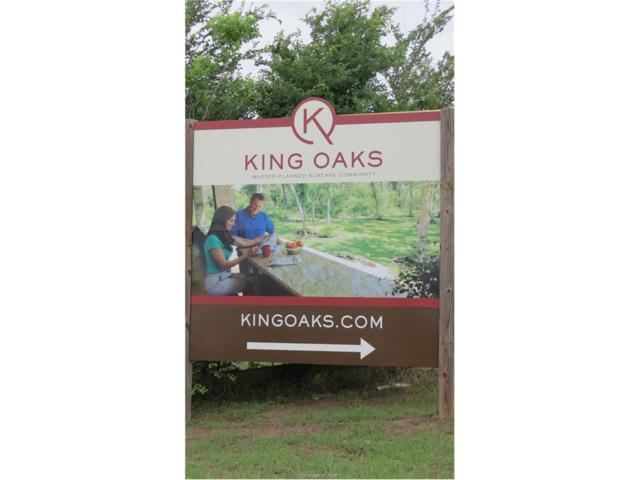 Lot 14 King Oaks Drive, Iola, TX 77861 (MLS #1604967) :: NextHome Realty Solutions BCS