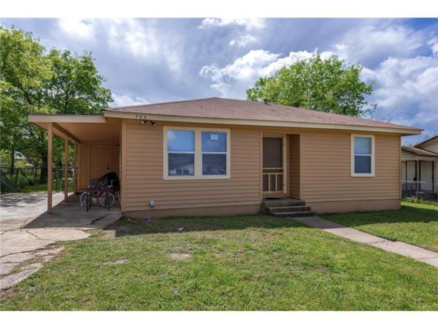 703 Ash Street, Bryan, TX 77803 (MLS #17003464) :: Platinum Real Estate Group