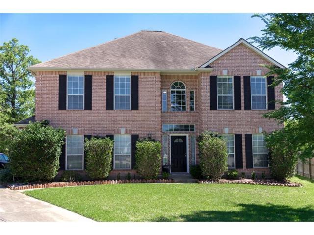 6210 Cromwell Court, Bryan, TX 77802 (MLS #17005092) :: Cherry Ruffino Realtors