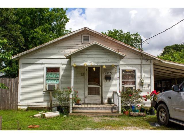 405 N Alamo Avenue, Bryan, TX 77803 (MLS #17005744) :: Platinum Real Estate Group
