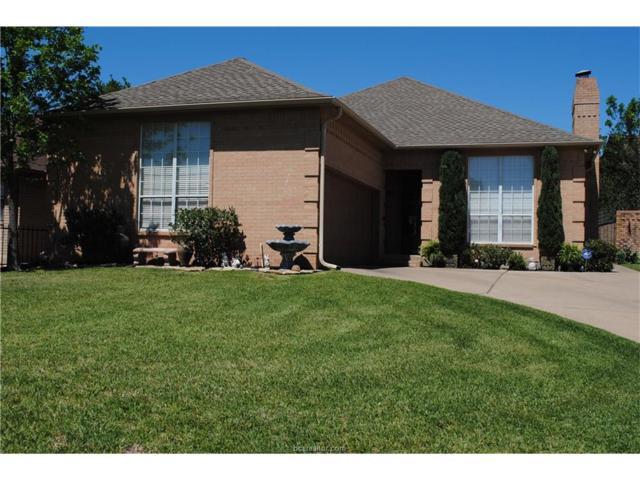 3001 Gleneagles Court, Bryan, TX 77802 (MLS #17006029) :: Cherry Ruffino Realtors