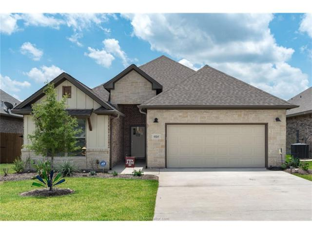 4104 Shallow Creek Loop, College Station, TX 77845 (MLS #17009691) :: Platinum Real Estate Group