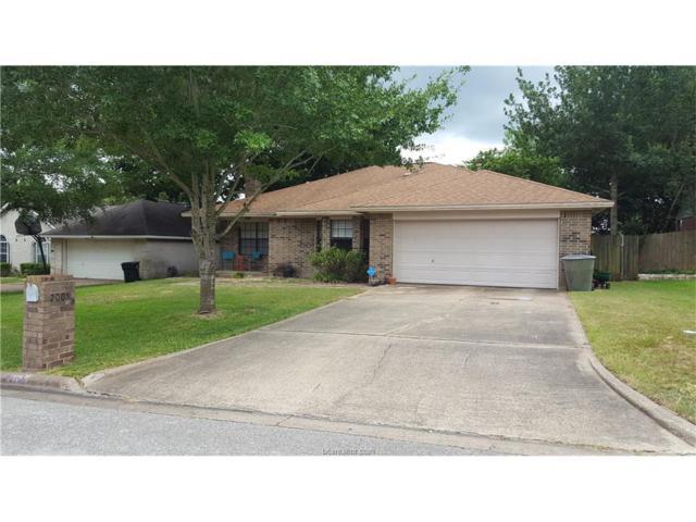 2005 Sandalwood Lane, Bryan, TX 77807 (MLS #17009827) :: Cherry Ruffino Realtors