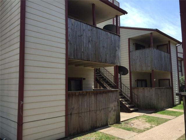 1107 Verde Drive #46, Bryan, TX 77801 (MLS #17009924) :: Cherry Ruffino Realtors