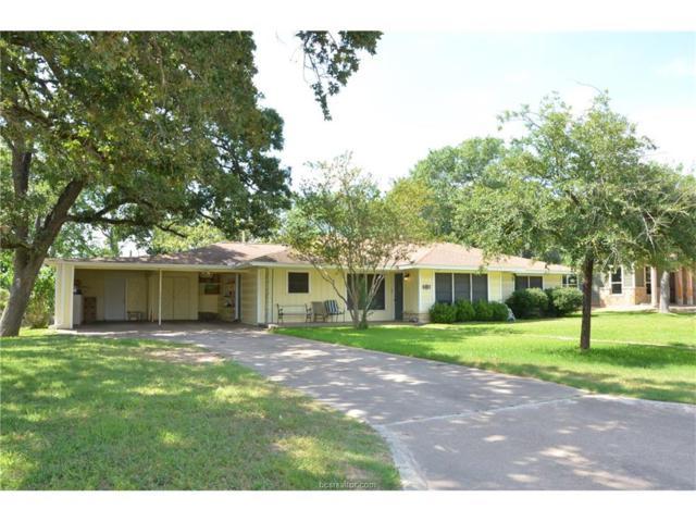 318 Fairway Drive, Bryan, TX 77801 (MLS #17009951) :: Platinum Real Estate Group