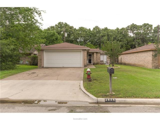 2608 Allen Forest Drive, Bryan, TX 77803 (MLS #17009967) :: Platinum Real Estate Group