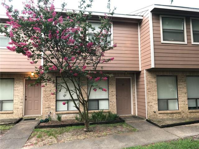 2807 Wildflower Drive #32, Bryan, TX 77802 (MLS #17009977) :: Platinum Real Estate Group