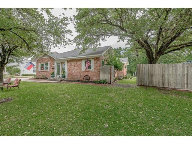 1703 Woodland Drive, Bryan, TX 77802 (MLS #17009984) :: The Lester Group