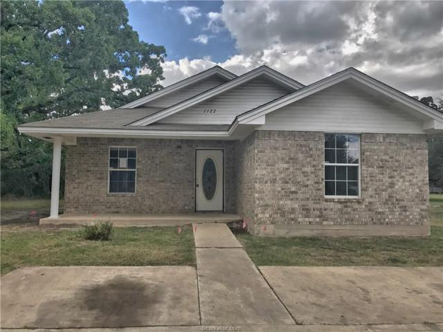 1122 Ursuline Avenue, Bryan, TX 77803 (MLS #17010044) :: The Traditions Realty Team