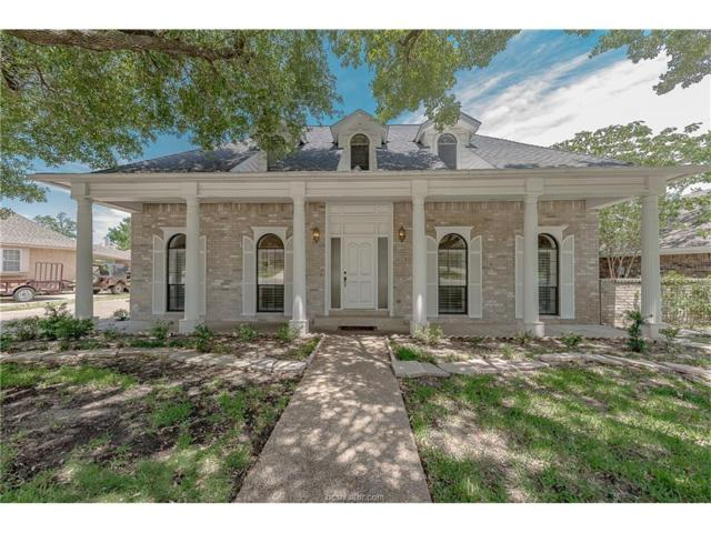 2337 W Briargate Drive, Bryan, TX 77802 (MLS #17010060) :: The Lester Group