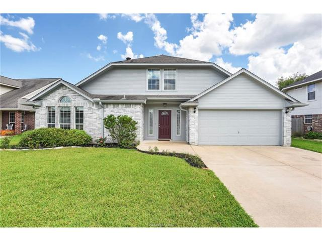 1306 Portsmouth Court, College Station, TX 77845 (MLS #17010413) :: Cherry Ruffino Realtors
