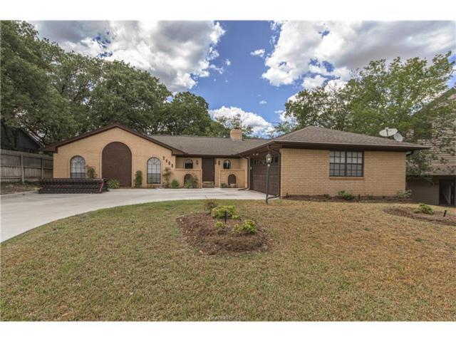 2409 Quail Hollow Drive, Bryan, TX 77802 (MLS #17010902) :: Cherry Ruffino Realtors