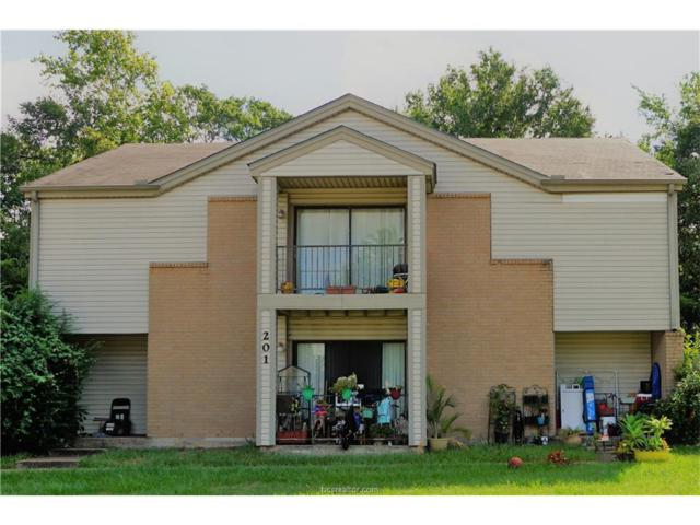 201 Winter Park, College Station, TX 77840 (MLS #17011240) :: The Tradition Group