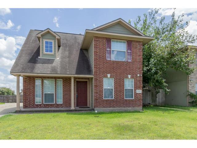 512 Thornton Court, College Station, TX 77840 (MLS #17011422) :: The Tradition Group