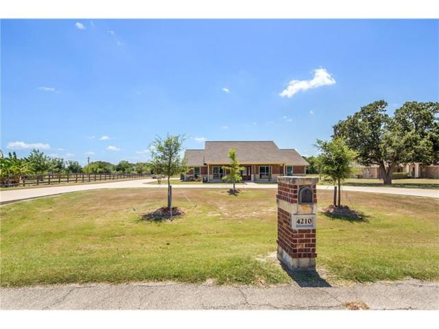 4210 Golden Eagle Drive, Bryan, TX 77808 (MLS #17011437) :: The Tradition Group