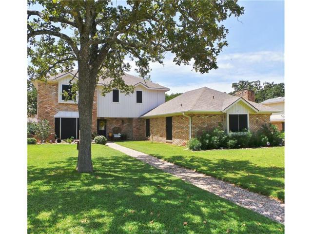 2705 Pinehurst Circle, Bryan, TX 77802 (MLS #17011443) :: Cherry Ruffino Realtors