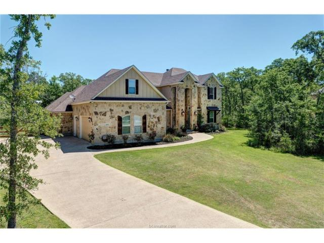 18031 Saddle Creek Drive, College Station, TX 77845 (MLS #17011489) :: The Tradition Group