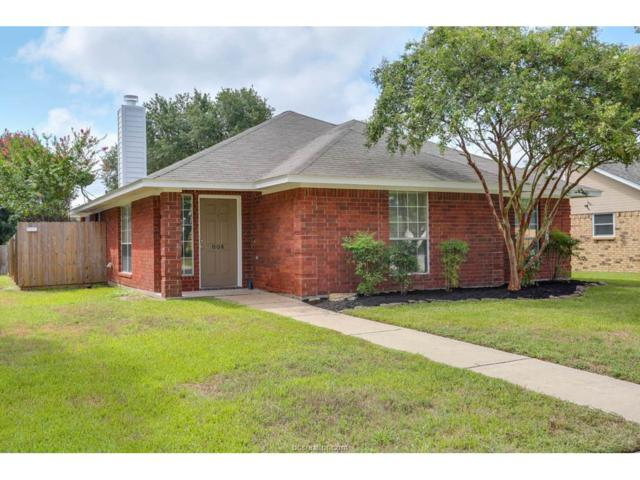 804 Kalanchoe Court, College Station, TX 77840 (MLS #17011492) :: The Tradition Group