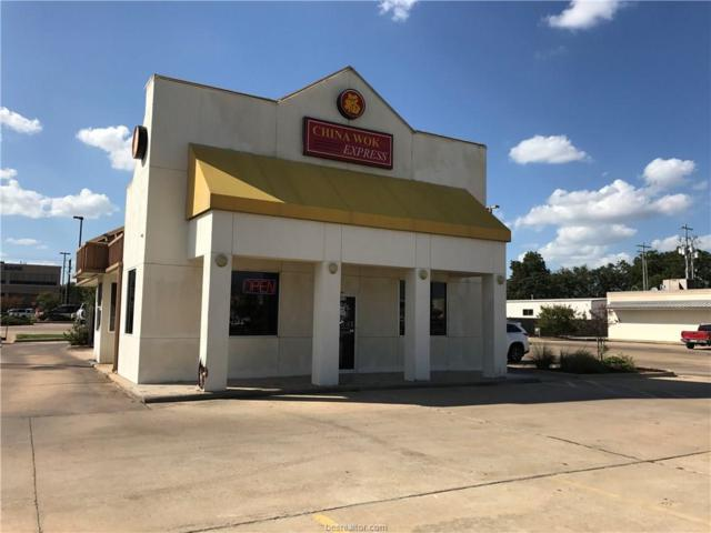 612 E Villa Maria, Bryan, TX 77802 (MLS #17011570) :: The Tradition Group