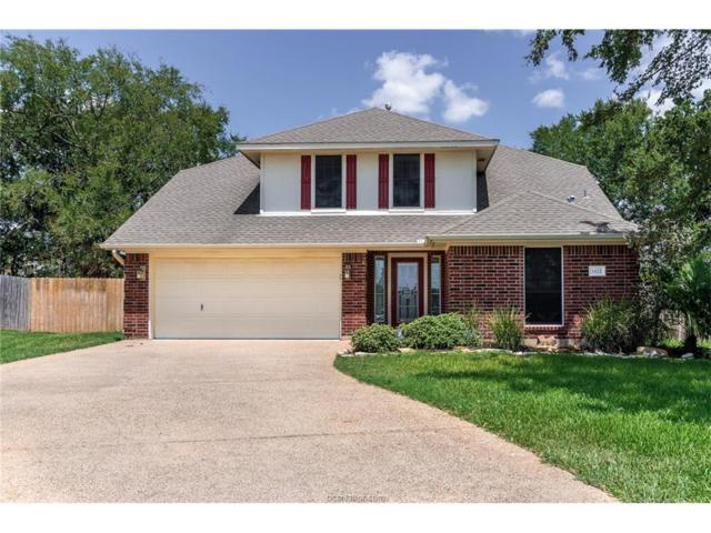 1422 Salem Court, College Station, TX 77845 (MLS #17011600) :: Cherry Ruffino Realtors