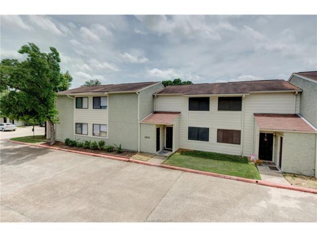 4509 Carter Creek #3, Bryan, TX 77802 (MLS #17011779) :: The Lester Group