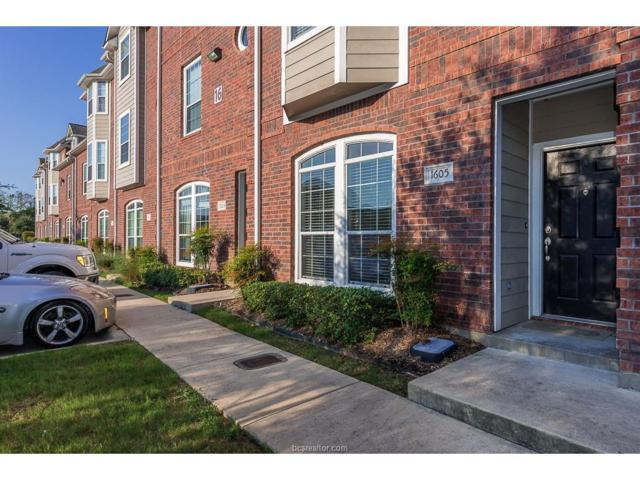 305 Holleman Drive #1605, College Station, TX 77840 (MLS #17012859) :: The Lester Group