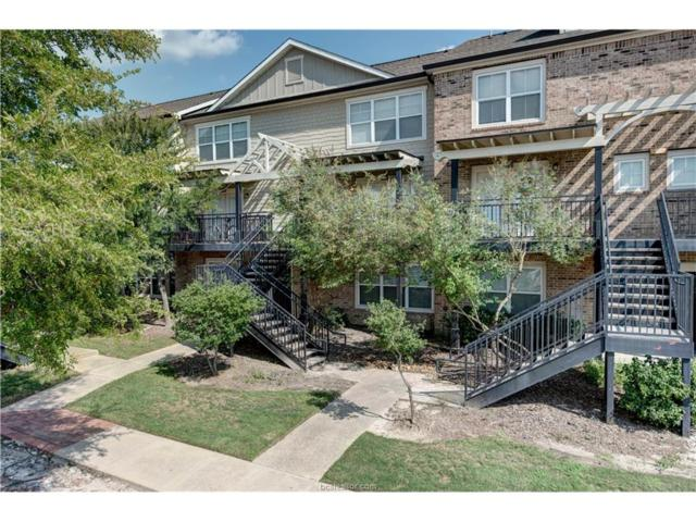 1725 Harvey Mitchell #1812, College Station, TX 77840 (MLS #17012895) :: The Lester Group