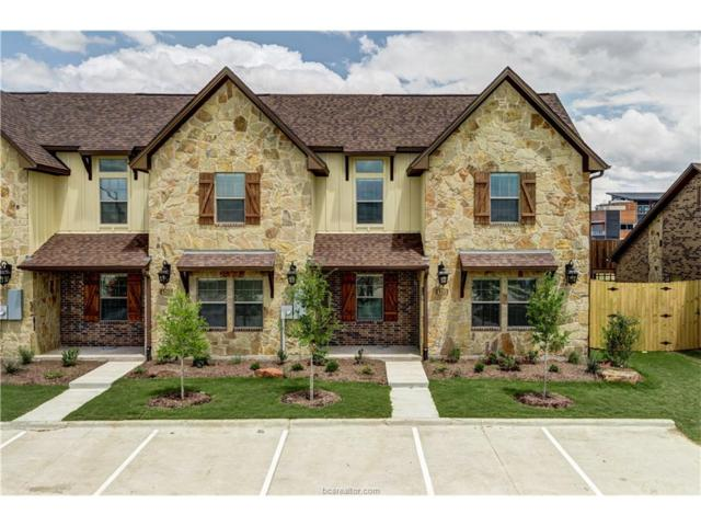 207/217 Deacon Drive, College Station, TX 77845 (MLS #17012964) :: The Lester Group