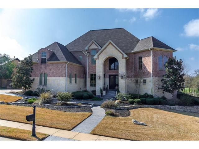 3070 Hickory Ridge Circle, Bryan, TX 77807 (MLS #17012984) :: The Lester Group