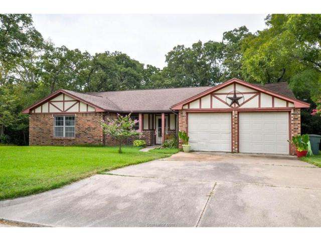 2206 Dewberry Lane, Bryan, TX 77807 (MLS #17013045) :: The Tradition Group