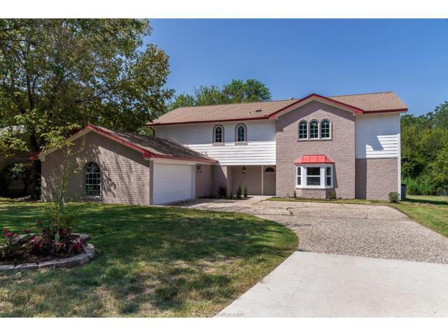 2903 Chaparral Circle, Bryan, TX 77802 (MLS #17013234) :: Cherry Ruffino Realtors