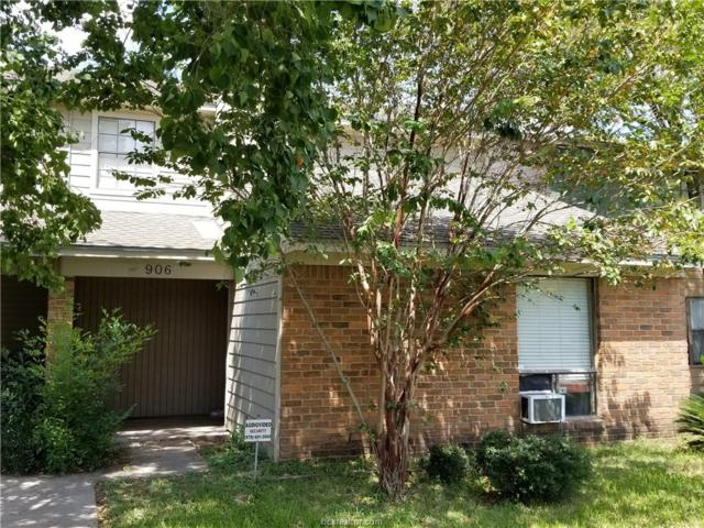 906 Navidad Street, Bryan, TX 77801 (MLS #17013240) :: The Lester Group