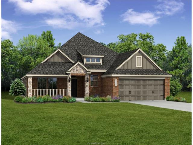 2123 Stubbs Drive, Bryan, TX 77807 (MLS #17013260) :: The Lester Group