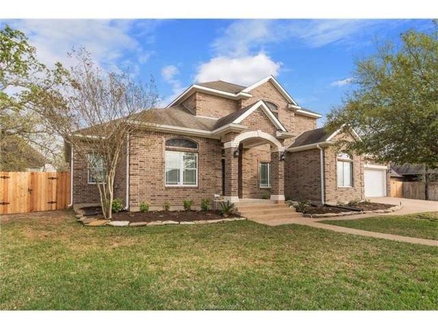2173 Rockcliffe, College Station, TX 77845 (MLS #17013298) :: The Lester Group
