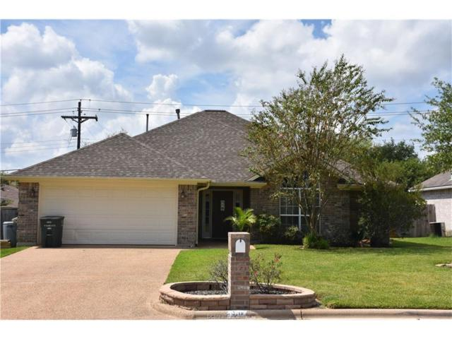 4902 Winchester Drive, Bryan, TX 77802 (MLS #17013313) :: The Lester Group