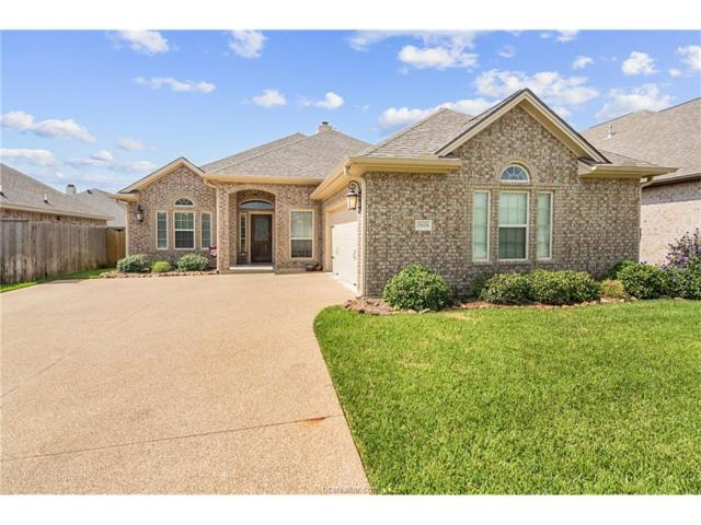 15604 Wood Brook Lane, College Station, TX 77845 (MLS #17013318) :: The Lester Group