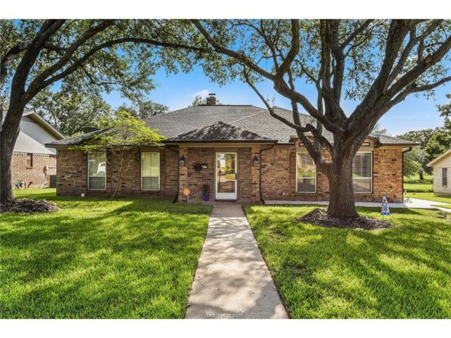 2603 Arbor Drive, Bryan, TX 77802 (MLS #17014355) :: The Lester Group