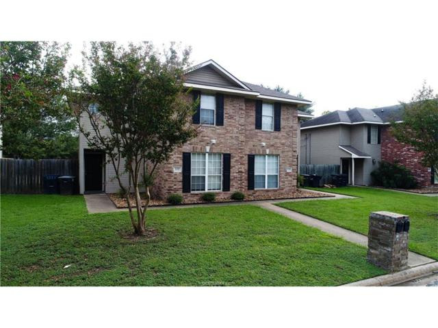1209 Oney Hervey Drive, College Station, TX 77840 (MLS #17014429) :: The Tradition Group
