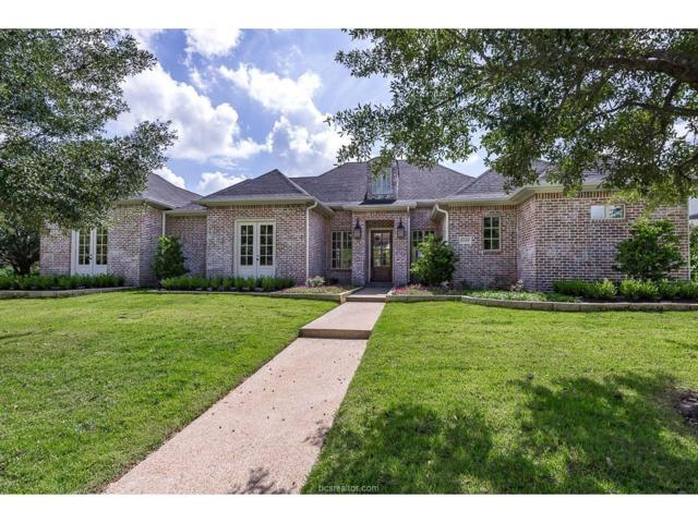 5124 Miramont Circle, Bryan, TX 77802 (MLS #17015650) :: The Lester Group