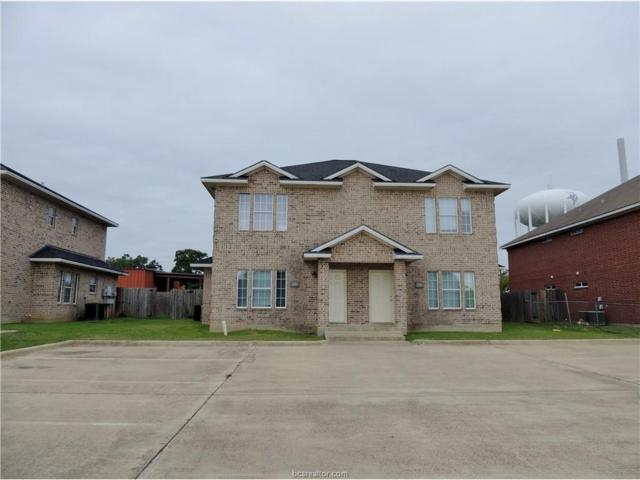 1505 Hollowhill Drive A & B, Bryan, TX 77802 (MLS #17015752) :: The Tradition Group