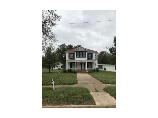 1206 Post Oak Street, Hearne, TX 77859 (MLS #17015769) :: The Tradition Group