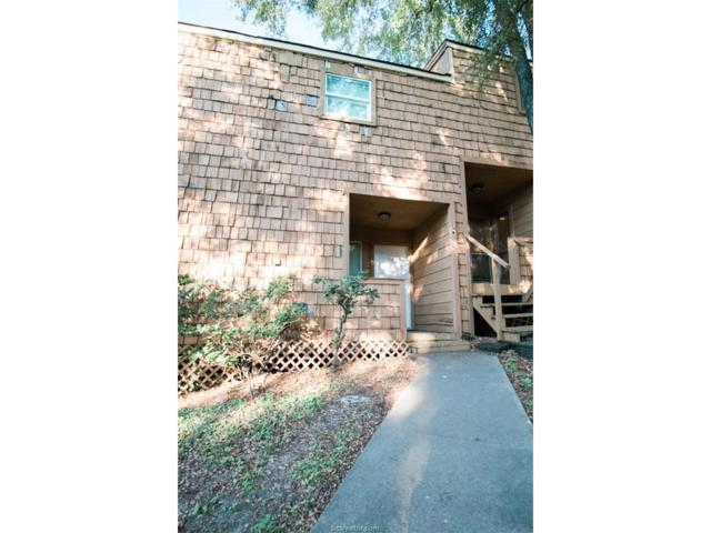 3802 College Main Street #15, Bryan, TX 77801 (MLS #17015780) :: The Tradition Group