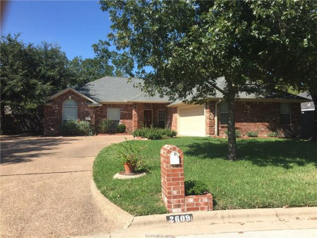 2609 Greenberry Circle, College Station, TX 77845 (MLS #17015799) :: The Tradition Group