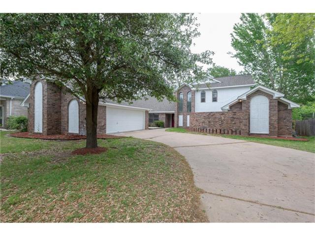 2341 W Briargate Drive, Bryan, TX 77802 (MLS #17015814) :: Cherry Ruffino Realtors